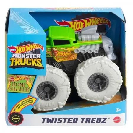 Hot Wheels Monster TRUCKS Twisted Bone Sharker Mattel GVK37