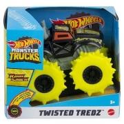 Hot Wheels Monster TRUCKS Twisted Racing Cagen Mattel GVK37