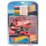 Hot Wheels Pinte e Lave FUN HW1381 7345-6