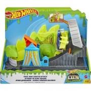 Hot Wheels Pista Ataque Toxico Dinossauro Mattel FNB05