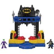 Imaginext DC Batalha NA Batcaverna Mattel FKW12