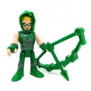 Imaginext Liga da Justiça Arqueiro Verde Mattel DPF00