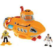 Imaginext Submarino Aventura N8270 30382 Mattel