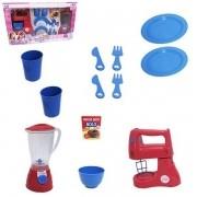 IT Cozinha Infantil Cook House Vamos Brincar Zuca TOYS 7630