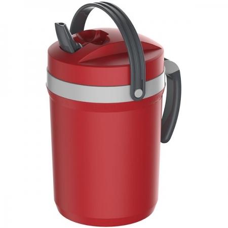 Jarra Termica Novo Fliptop 2.5L Vermelha Termolar 1804VRO 57005