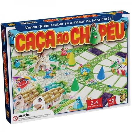 Jogo Caça AO Chapeu GROW 0395.7