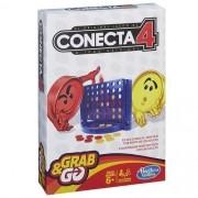 Jogo Connect 4 GRAB & GO Hasbro B1000 10738