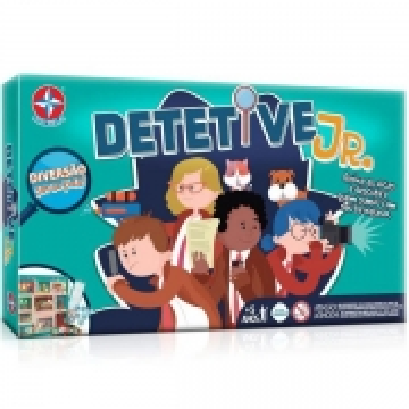 Jogo Detetive JR Estrela 0135