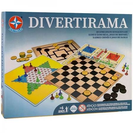 Jogo Divertirama Estrela 0115