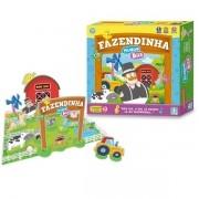 Jogo Fazendinha Mundo Bita NIG Brinquedos 0693