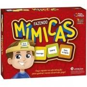 Jogo Fazendo Mimicas Pais e Filhos 0987