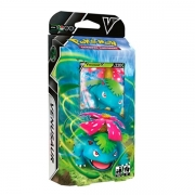 Jogo Pokemon DECK Batalha V Venusaur Copag 88842