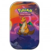 Jogo Pokemon Mini Lata Dragonite Poder de Kanto Copag 99520