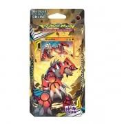 Jogo Pokemon SL3 Starter DECK Eclipse Cosmico Groudon Copag 99577