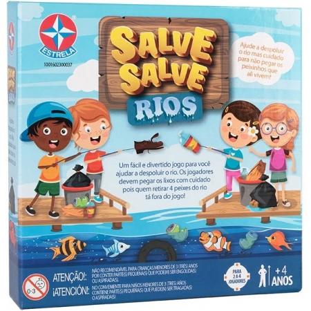 Jogo Salve Salve Rios Estrela 0037