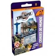 Jogo Super Trunfo Cidades do Mundo GROW 3714