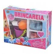 Kit Areia de Modelar Caixa Grande Princesas TOYNG 38433