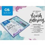 Kit Basico para BRUSH Lettering 9 Peças CIS 70.0013