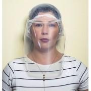Kit com 50 Mascaras de Proteçao Facial Dello