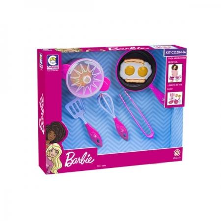 Kit de Cozinha Infantil Barbie CHEFF Cotiplas 2494