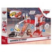 Kit Garagem Lava Rapido Mcqueen e CRUZ Disney TOYNG 40875