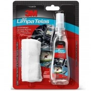 Kit Limpa Telas 100 ML com Pano de Microfibra 3M