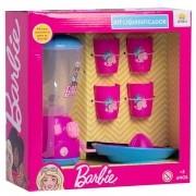 Kit Liquidificador Barbie ANGEL TOYS 9032