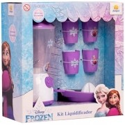 Kit Liquidificador Frozen ANGEL TOYS 9012
