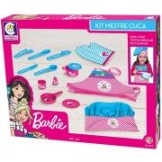 Kit Mestre Cuca Barbie CHEFF Cotiplas 2227