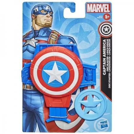 Lança Discos Marvel Capitao America Hasbro F0522 15637