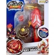 Lançador INFINITY Nado NON-STOP Battle Fiery Dragon Candide 3911