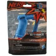 Lançador NERF ALPHA Strike Uppercut AZUL Hasbro E9438 14955