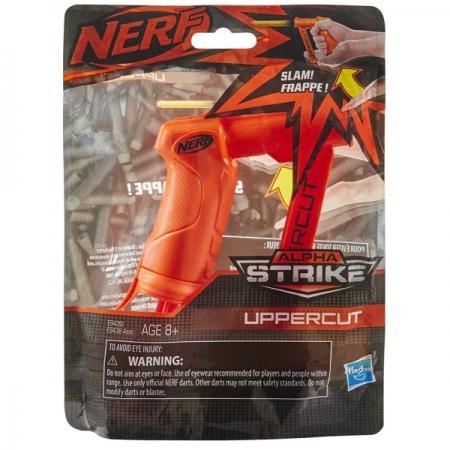 Lançador NERF ALPHA Strike Uppercut Laranja Hasbro E9438 14955