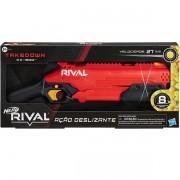 Lançador NERF Rival Takedown XX-800 Açao Deslizante Hasbro E8446 14812