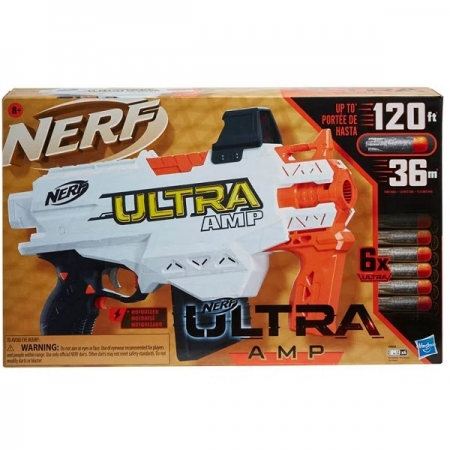 Lançador NERF ULTRA AMP Hasbro F0955 15737