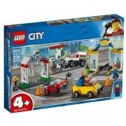 Lego CITY Centro de Assistencia Automovel 60232