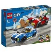 Lego CITY Detencao Policial NA Autoestrada 60242