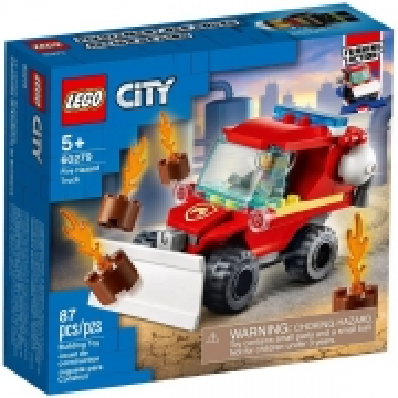 Lego CITY Jipe de Assistencia dos Bombeiros 60279