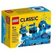 Lego Classic Pecas Azuis Criativas 11006
