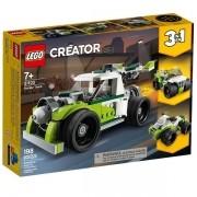 Lego Creator CAMINHAO-FOGUETE 31103