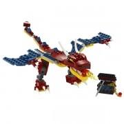 Lego Creator Dragao do Fogo 31102
