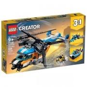 Lego Creator - Helicoptero de Duas Helices 31096