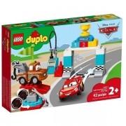 Lego Duplo Dia da Corrida do Relampago Mcqueen 10924