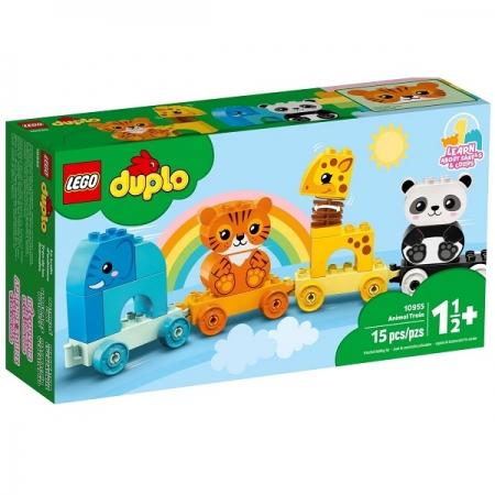 Lego Duplo TREM de Animais 10955