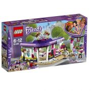 Lego Friends o Cafe de ARTE da EMMA 41336