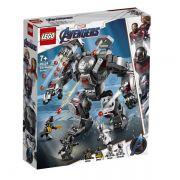 Lego Marvel Super Heroes Hulkbuster Maquina de Combate 76124