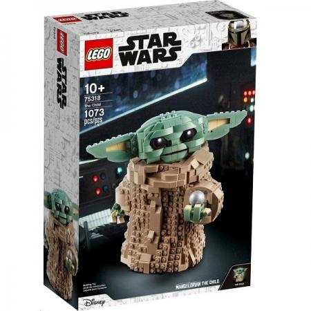 Lego STAR WARS a Criança BABY Yoda 75318