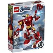 Lego Super Heroes Marvel Robo IRON MAN 76140