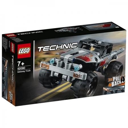 Lego Technic Caminhao de Fuga 42090