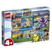 Lego TOY STORY - Carnaval do Woody e BUZZ 10770